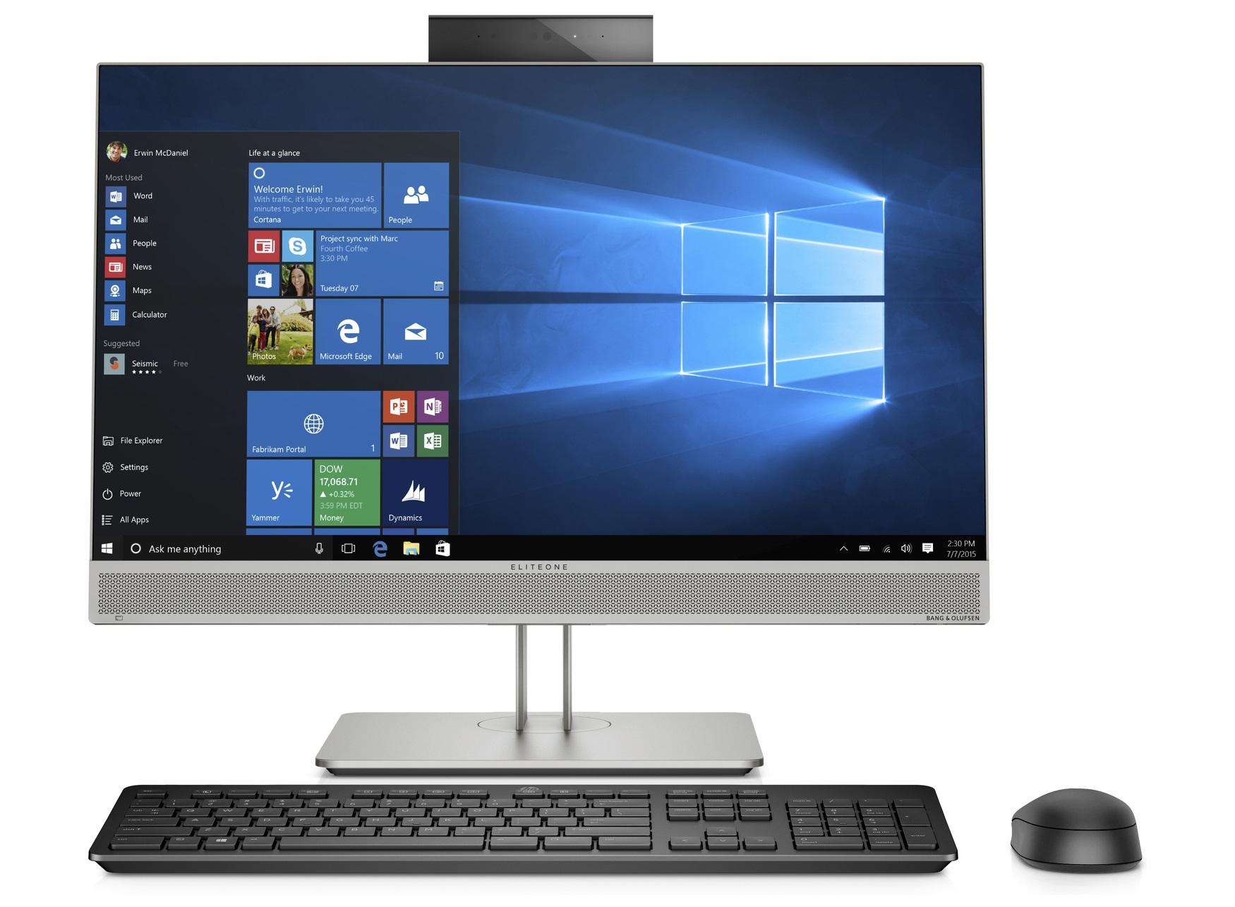 HP EliteOne 800 G5 Desktop All-in-One