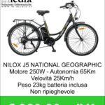 Bicicletta elettrica - Nilox eBike J5 NG